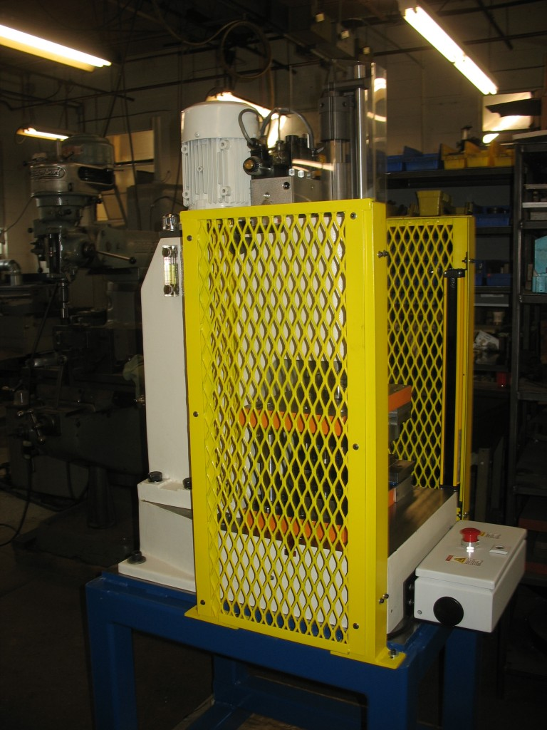 Custom Machine for the Medical Industry
